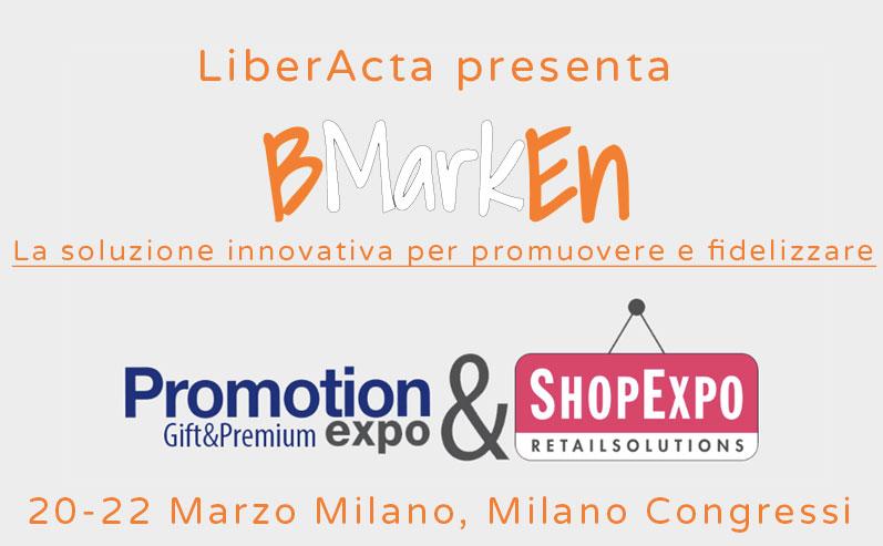 LiberActa Fiera Milano Blockchain